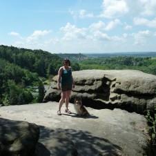 Výlet do pískovcových skal
