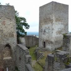 Čarodějný hrad Choustník