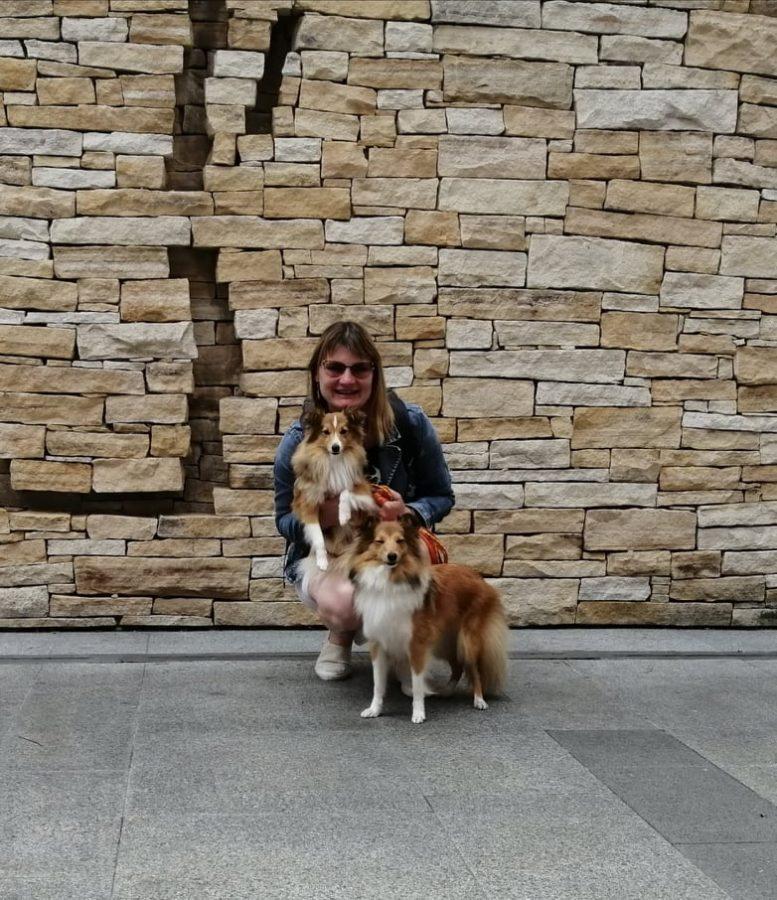 Sissy a Daisy na návštěvě v Praze
